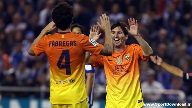 بارسلونا و آلاوس