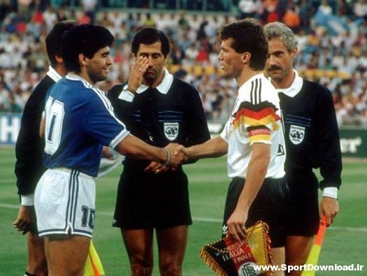 فینال جام جهانی 1990