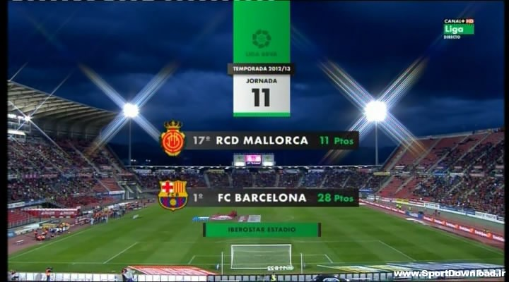 بارسلونا و مایورکا