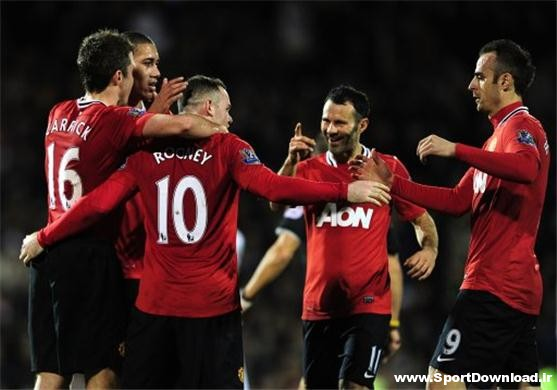 Fulham vs Manchester United