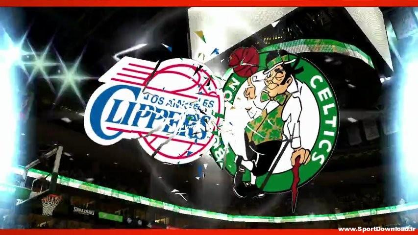 Los Angeles Clippers vs Boston Celtics