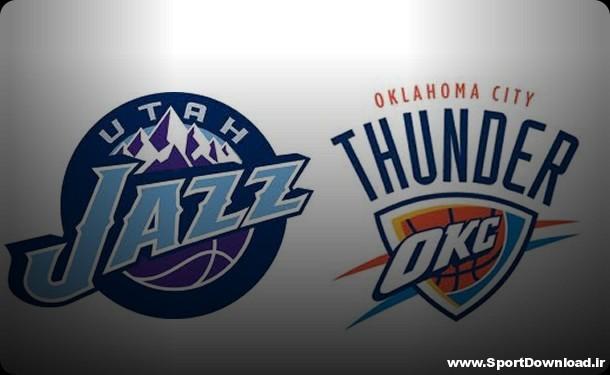 Oklahoma City Thunder vs Utah Jazz