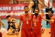تصاویر بازی والیبال ایران چین (8)