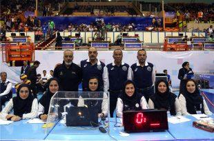 تصاویر بازی والیبال ایران صربستان (5)