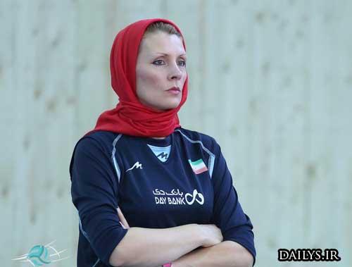 رقابت های والیبال اروپا 2016 گفتگوی جذاب با مایدا چیچیچ ،امیدوارم تجربیات من به ارتقای ...