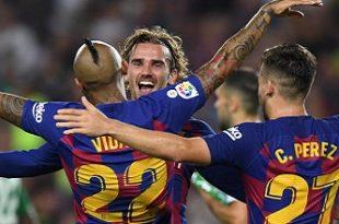 بارسلونا 2019