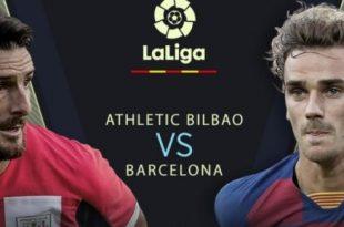 فول مچ بازی بیلبائو - بارسلونا