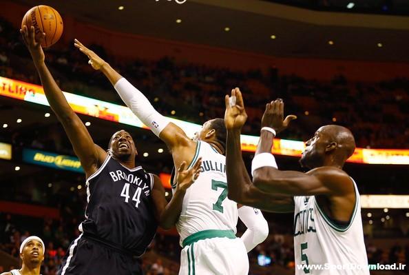 Jared+Sullinger+Brooklyn+Nets+v+Boston+Celtics+N1NX7WB8aB0l دانلود مسابقه بسکتبال پیش فصل NBA بوستون و بروکلین