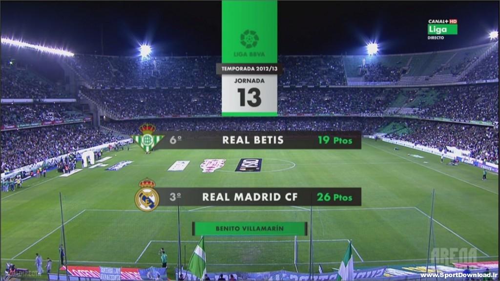 رئال مادرید و رئال بتیس