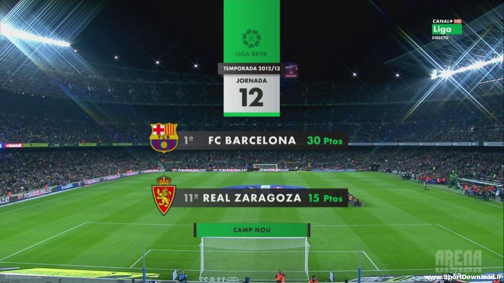 بارسلونا و ساراگوسا