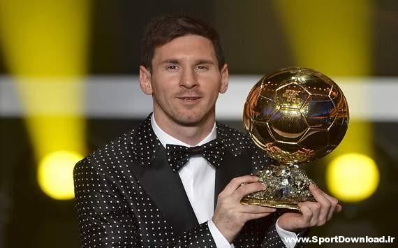103 دانلود مراسم انتخاب بهترینهای فوتبال سال 2012