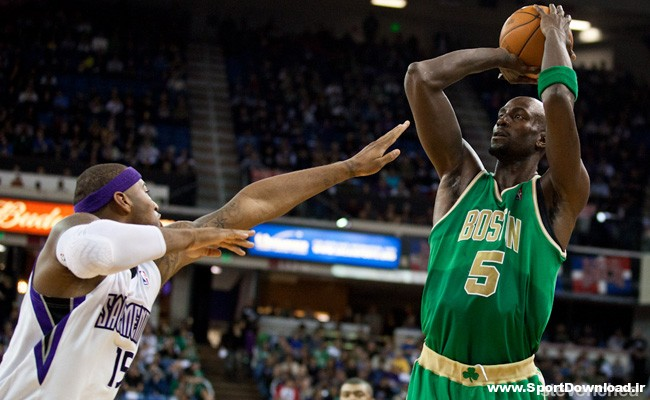 Sacramento Kings vs Boston Celtics