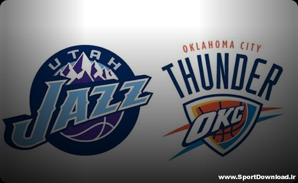 Oklahoma City Thunder vs Utah Jazz