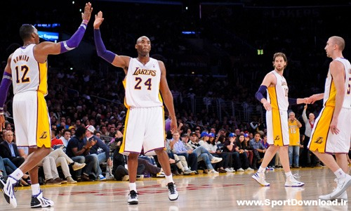 Los Angeles Lakers vs Detroit Pistons