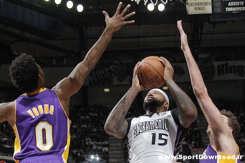 Los Angeles Lakers vs Sacramento Kings