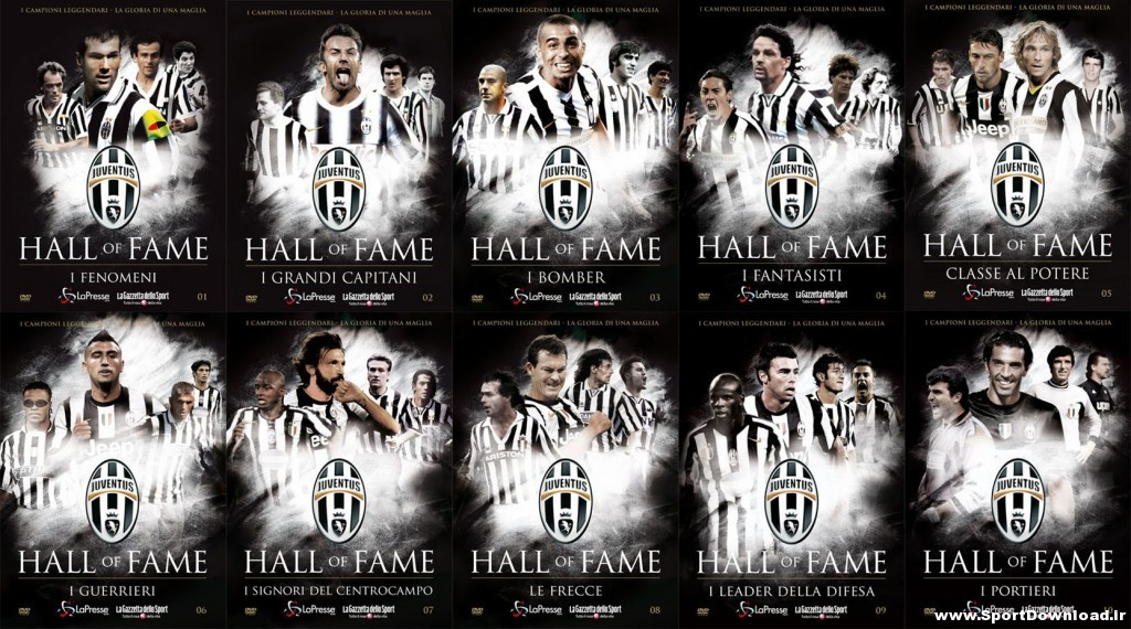 Juventus Hall of Fame