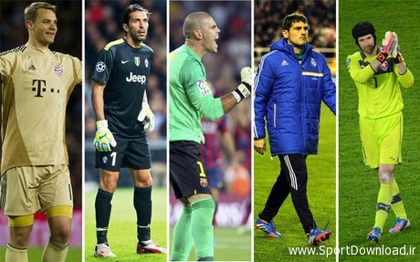 Best Goalkeepers