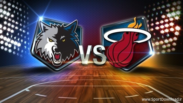 Minnesota Timberwolves vs Miami Heat