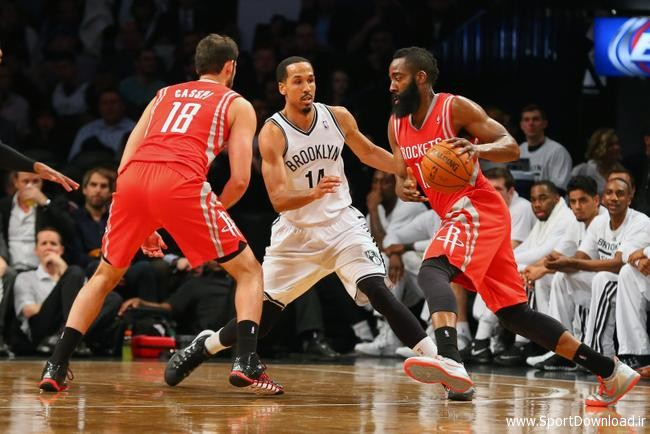 Houston Rockets vs Brooklyn Nets
