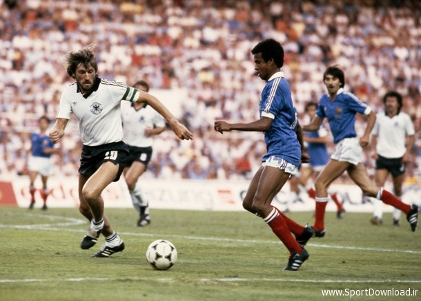 West Germany vs France