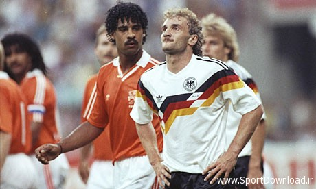 West Germany vs Netherlands