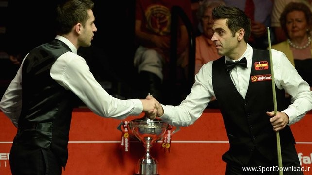 Final snooker World Championship 2014