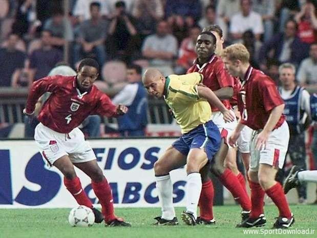 Brasil vs England