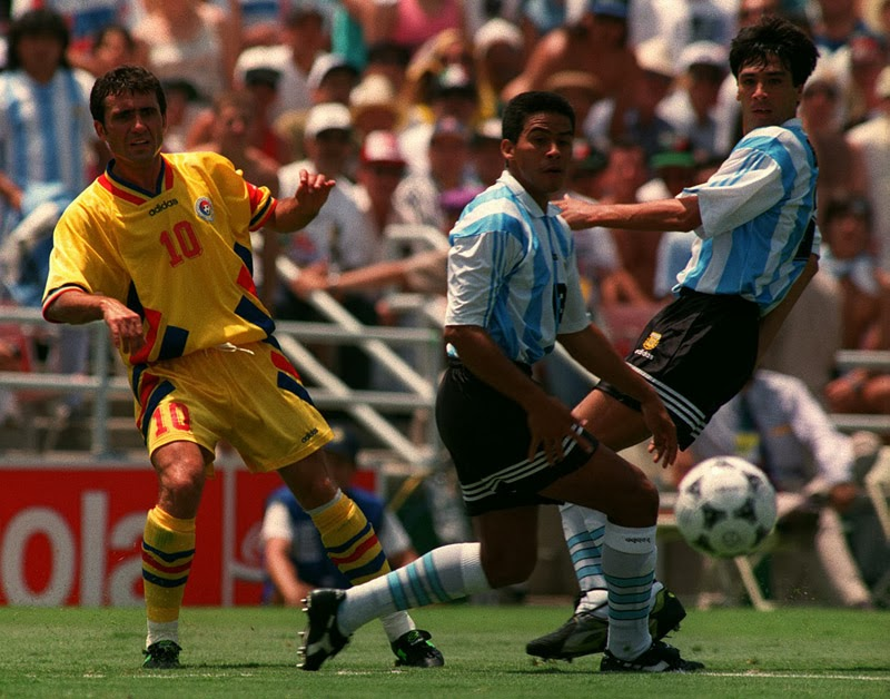 Romania vs Argentina