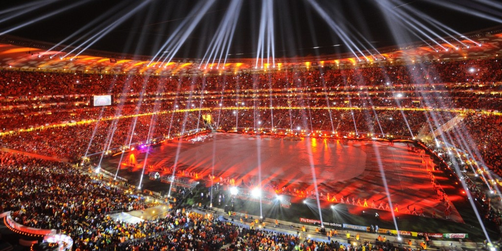 اختتامیه جام جهانی 2014