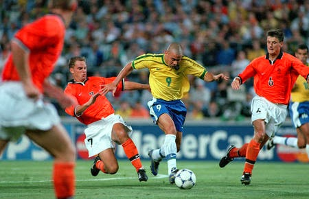 Brazil Holland 1998