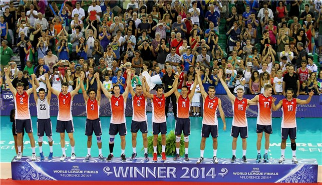FIVB World League 2014