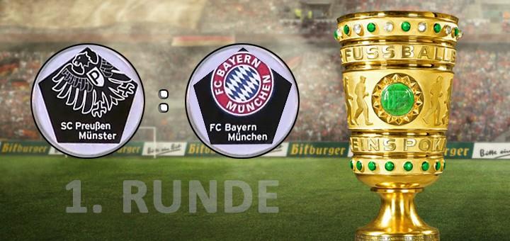 Preussen Munster vs Bayern Munich