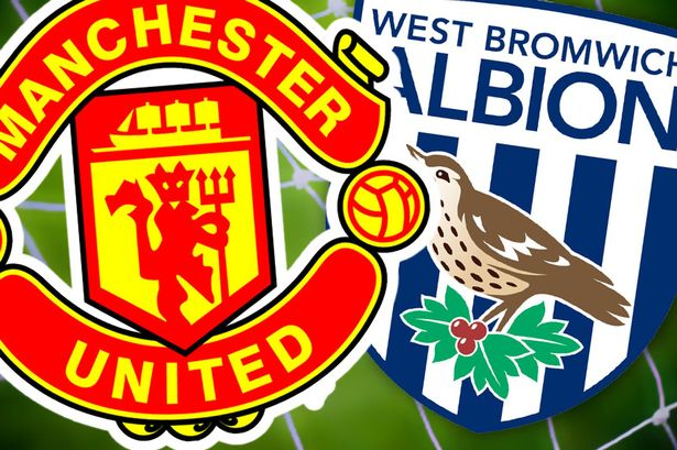 Manchester Utd v West Brom