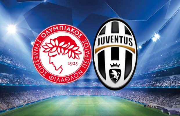 Olympiakos vs Juventus