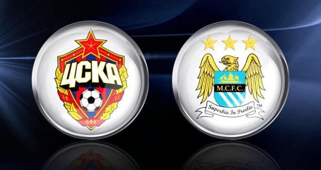 CSKA Moscow vs Manchester City