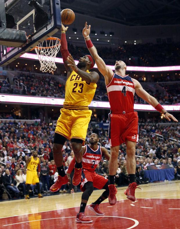 Washington Wizards vs Cleveland Cavaliers