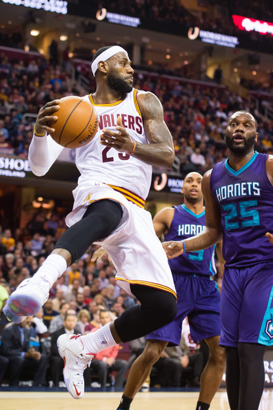 Charlotte Hornets vs Cleveland Cavaliers