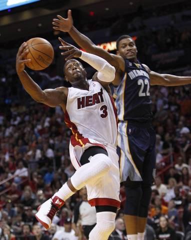 Miami Heat vs Memphis Grizzlies