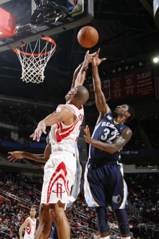 Memphis Grizzlies vs Houston Rockets